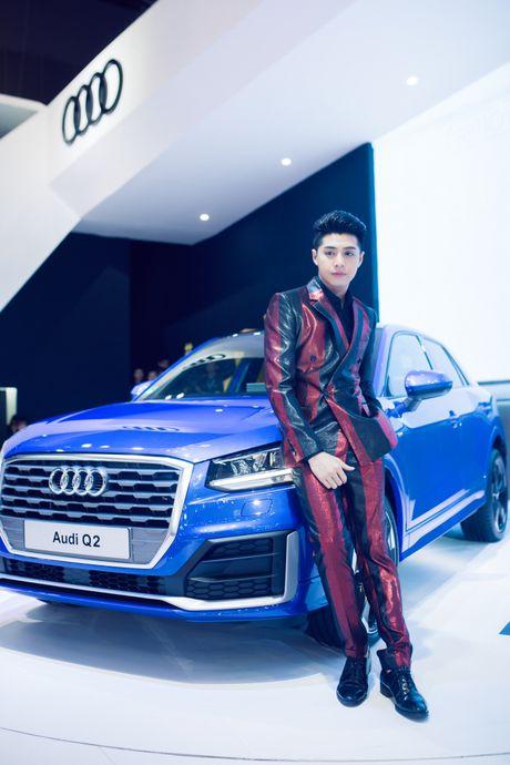 Dan dai su thuong hieu hung hau cua Audi Viet Nam - Anh 9