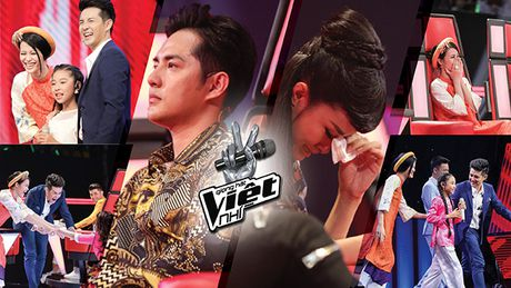 Ngoi ghe HLV, Noo - Nhi - Thang - Tuong da lam duoc gi cho The Voice Kids? - Anh 1