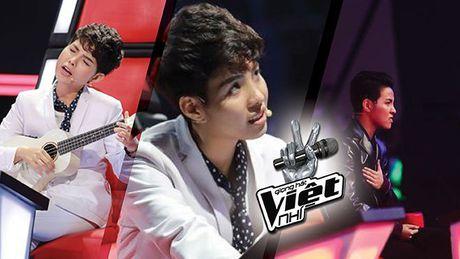 Ngoi ghe HLV, Noo - Nhi - Thang - Tuong da lam duoc gi cho The Voice Kids? - Anh 4