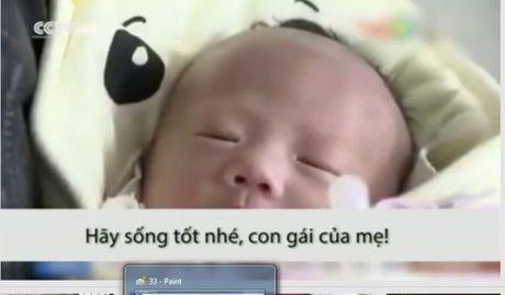 Xuc dong nguoi me ung thu quay clip gui con gai moi sinh truoc khi mat - Anh 4