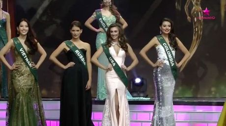 Miss Earth 2016: Nam Em truot mat tam ve vao top 4 trong tiec nuoi vi loi cua… phien dich? - Anh 11