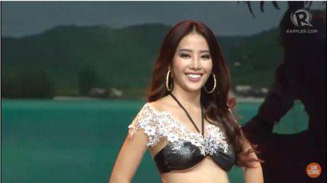 Miss Earth 2016: Nam Em truot mat tam ve vao top 4 trong tiec nuoi vi loi cua… phien dich? - Anh 5