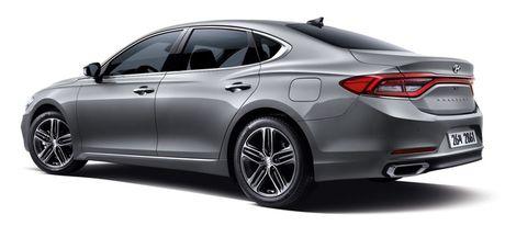 Hyundai Azera 2016 lo dien hoan toan - Anh 2