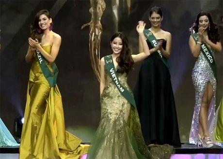 Nam Em dung chan o top 8 Hoa hau Trai dat 2016 - Anh 4