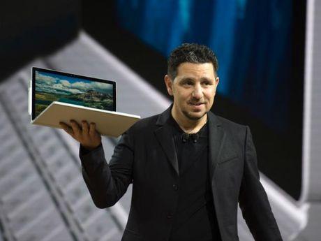 Microsoft 'du' nguoi dung Apple doi sang Surface Book - Anh 1