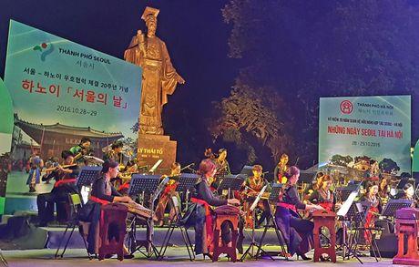 Ruc ro nhung sac mau 'Nhung ngay Seoul tai Ha Noi' - Anh 2