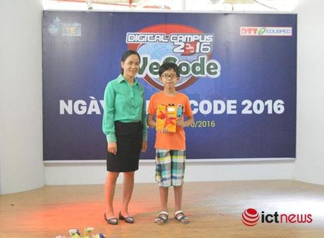 25 hoc sinh Ha Noi se sang Indonesia du thi lap trinh quoc te WeCode 2016 - Anh 3