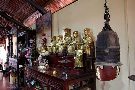Chua co mang dam kien truc Nam Bo giua long thanh pho - Anh 13