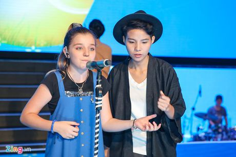 Toi nay, be nao doat quan quan The Voice Kids 2016 - Anh 10