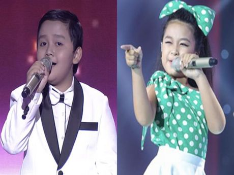 Toi nay, be nao doat quan quan The Voice Kids 2016 - Anh 1