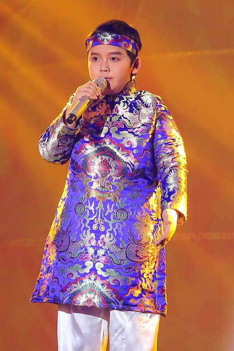 Toi nay, be nao doat quan quan The Voice Kids 2016 - Anh 2