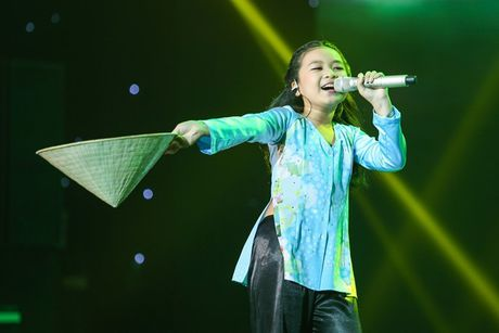 Toi nay, be nao doat quan quan The Voice Kids 2016 - Anh 4