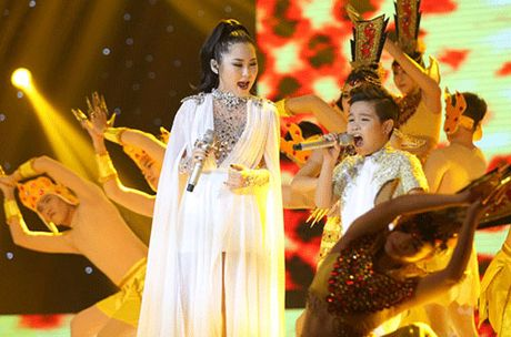 Toi nay, be nao doat quan quan The Voice Kids 2016 - Anh 7