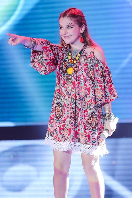 Toi nay, be nao doat quan quan The Voice Kids 2016 - Anh 8