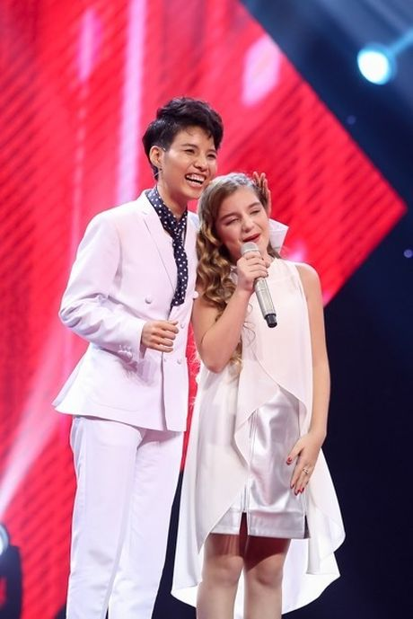 Toi nay, be nao doat quan quan The Voice Kids 2016 - Anh 9
