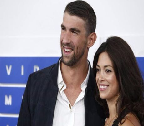 Michael Phelps bat ngo… cuoi vo - Anh 2