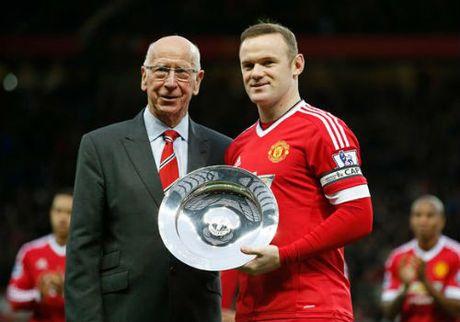 Xuat hien doi bong muon giai thoat Rooney - Anh 1