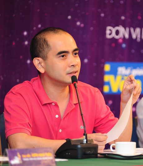 Duc Tri lam giam doc am nhac game show ban quyen Han Quoc - Anh 1
