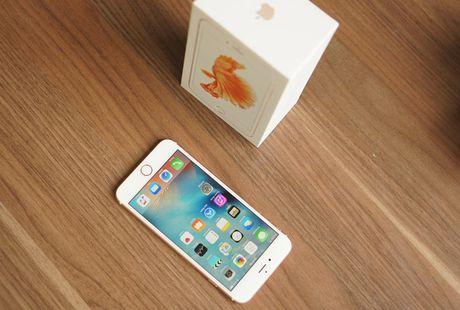 May khoa mang giam gia sau, iPhone 6S con hon 7 trieu dong - Anh 1