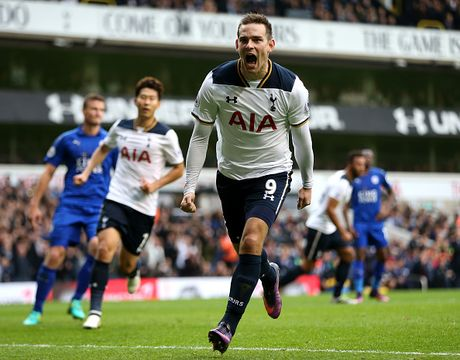Tottenham hoa Leicester 1-1, Man City thang West Brom 4-0 - Anh 7