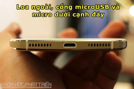 Can canh smartphone cam bien van tay, RAM 3 GB, gia hap dan - Anh 11