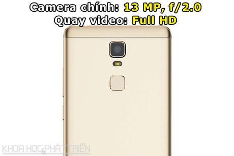 Can canh smartphone cam bien van tay, RAM 3 GB, gia hap dan - Anh 6