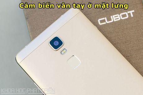 Can canh smartphone cam bien van tay, RAM 3 GB, gia hap dan - Anh 7