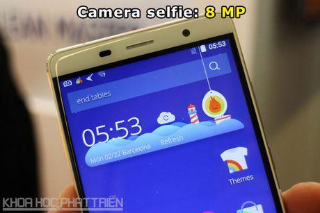 Can canh smartphone cam bien van tay, RAM 3 GB, gia hap dan - Anh 8