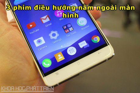 Can canh smartphone cam bien van tay, RAM 3 GB, gia hap dan - Anh 9