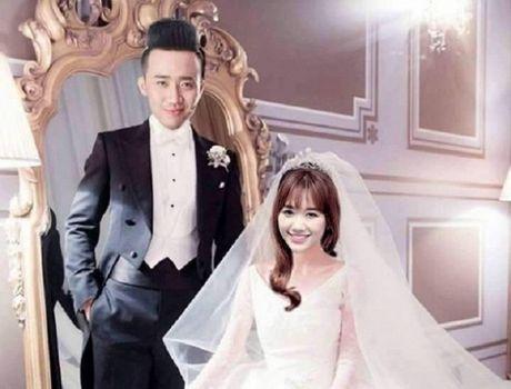 Tin don dam cuoi Hari Won - Tran Thanh: Quan ly phu nhan - Anh 1