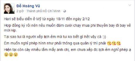 Tin don dam cuoi Hari Won - Tran Thanh: Quan ly phu nhan - Anh 2