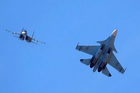 May bay My - Nga suyt lao vao nhau o Syria - Anh 1