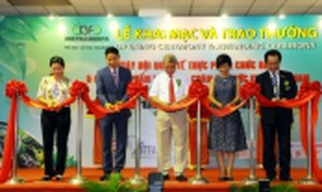Khai mac chuong trinh Nhan dien hang Viet Nam - Anh 2