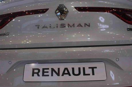 Renault Talisman – 'vien Kim cuong' mang phong cach Phap - Anh 4
