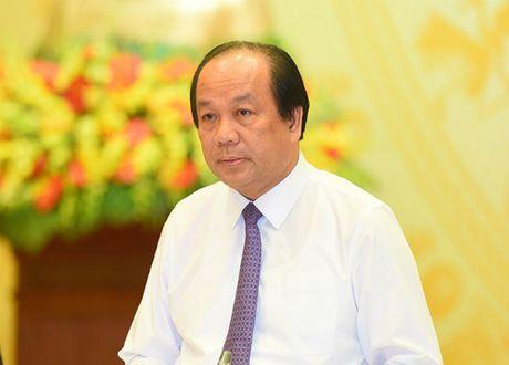 Chinh phu yeu cau lam ro sai pham trong bo nhiem ong Trinh Xuan Thanh - Anh 1