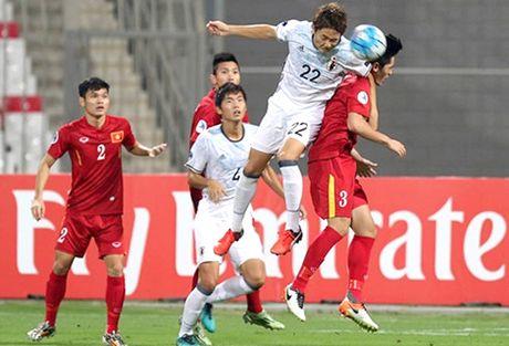 U19 Viet Nam bon be truoc World Cup - Anh 1