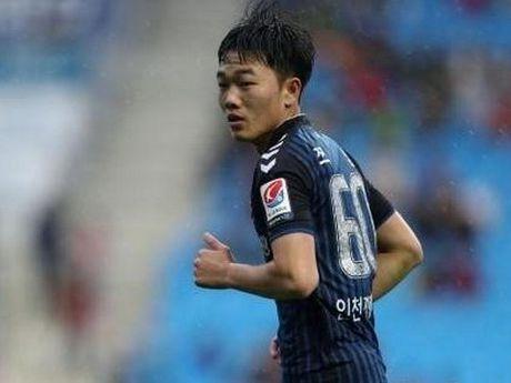 Xuan Truong duoc Incheon tin nhiem o tran thang kich tinh Pohang Steelers - Anh 1