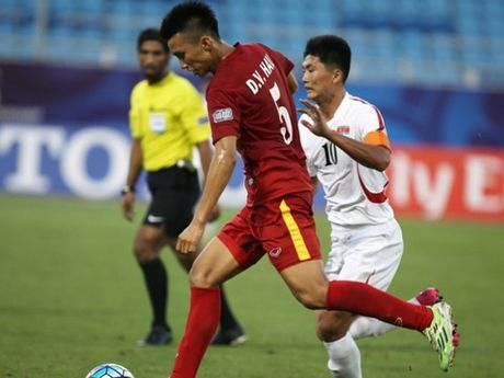'Sao' U19 Viet Nam chi co suat du bi o U21 Ha Noi T&T - Anh 1