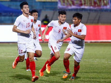 U19 Viet Nam: Tam ve di World Cup khong phai mon qua tu tren Troi roi xuong! - Anh 2