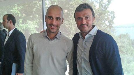 CAP NHAT toi 29/10: Mourinho va Guardiola tranh Suarez. Pogba co the tro thanh 'Vieira moi' - Anh 4