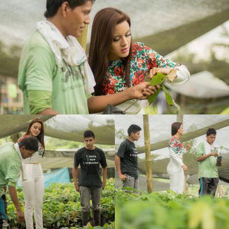 Chiem nguong ve dep ngot ngao cua tan Hoa hau Trai dat 2016 - Anh 6