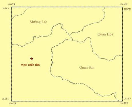 Thanh Hoa xay ra dong dat gan bien gioi Viet - Lao - Anh 1