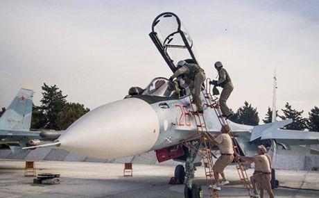 My xac nhan may bay chien dau Nga, My suyt va cham o Syria - Anh 1