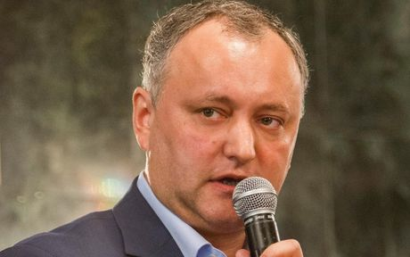 Moldova to chuc bau cu tong thong truc tiep dau tien sau 16 nam - Anh 1