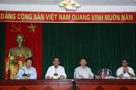 Pho Thu tuong Truong Hoa Binh gap go ngu dan Quang Binh - Anh 1