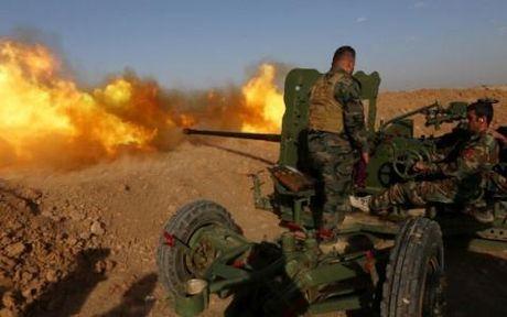 Tam dung khong kich Mosul: My dieu phoi IS tro lai Syria? - Anh 1