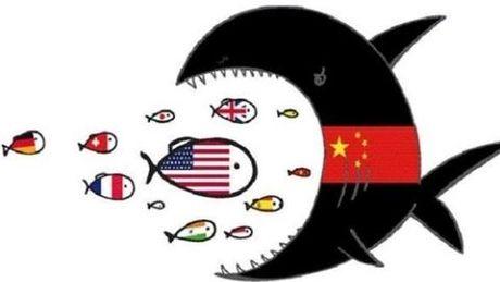 Trung Quoc mua tai san cao bat thuong de... ban no nan - Anh 1