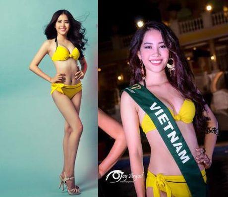 Dung top 8 Miss Earth, Nam Em nang tam nhan sac Viet? - Anh 1