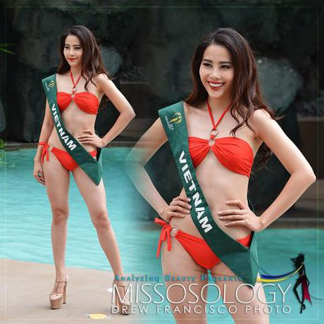 Dung top 8 Miss Earth, Nam Em nang tam nhan sac Viet? - Anh 2