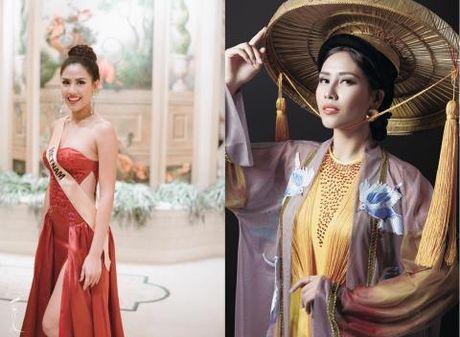 Dung top 8 Miss Earth, Nam Em nang tam nhan sac Viet? - Anh 3